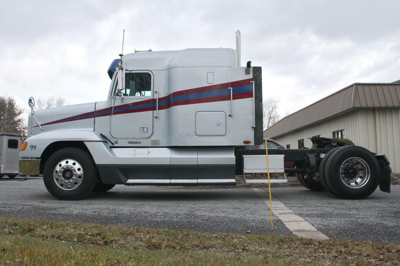 Used Single Axle Semi Trucks For Sale In California Html